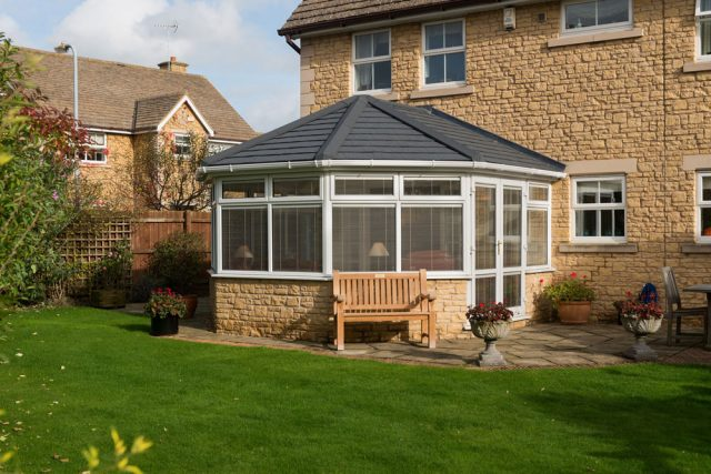 Equinox Tiled Roof Conservatory Lightweight Roof The