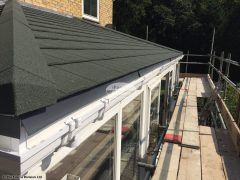 Equinox solid conservatory roof system