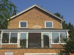 Equinox warm conservatory roof conversion