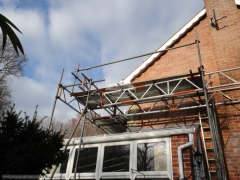 Bespoke decorative fascia installation Purbrook, Waterlooville