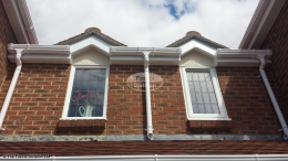 fascia and soffits guttering Havant