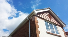 fascias and soffits guttering Havant