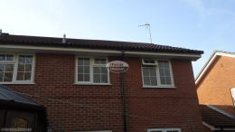 Full replacement fascias soffits guttering