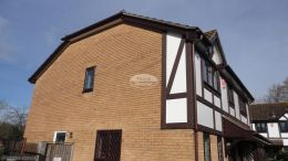 Replace fascia soffit guttering mock tudor beams