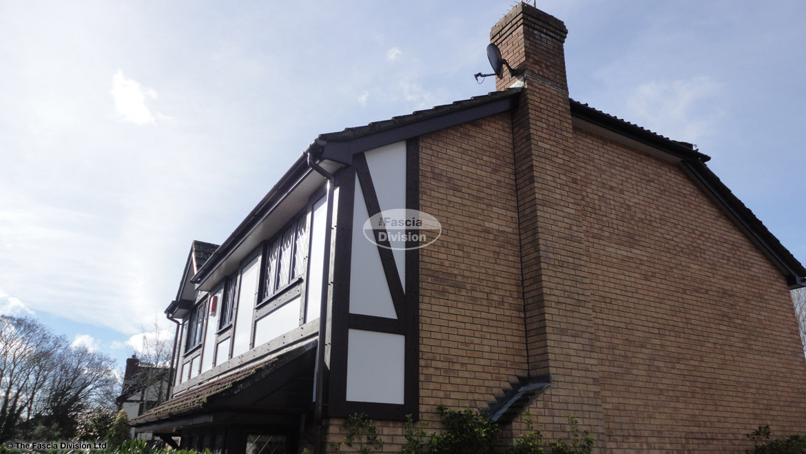 Mock Tudor Beams Gallery The Fascia Division Portsmouth