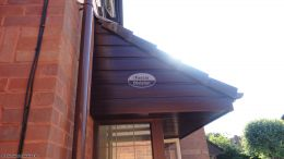 Installation Fascias Soffits Guttering Cladding rosewood Waterlooville