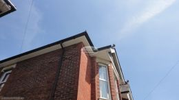 Recent Full Installation Of UPVC Fascia Boards Soffits And Guttering On A Semi Detached Property In Waterlooville