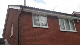 Recent Full Installation Of Upvc Fascia Soffits And Guttering Waterlooville