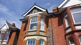 Soffit And Fascia Replacement White Upvc Waterlooville