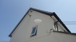 Replacing fascias soffits and guttering West Meon