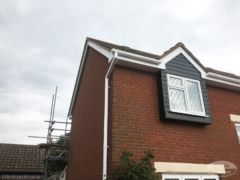 Soffit and fascia installers in Portchester