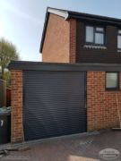 Anthracite fascias, guttering and soffits