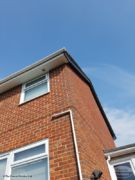 UPVC soffit and fascia installation Waterlooville