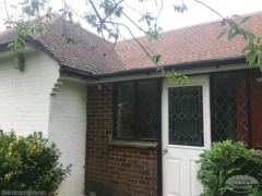 UPVC fascias soffits installation bungalow