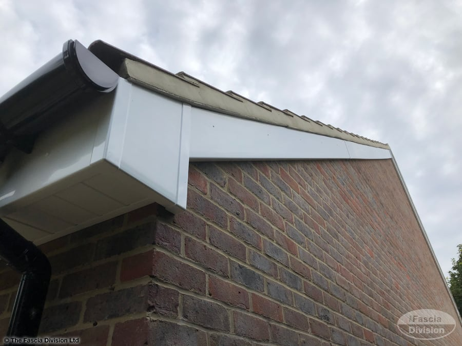 New Fascias Soffits Guttering Home Improvements Chichester The Fascia Division Portsmouth