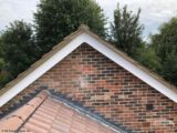 Repoint roof verge