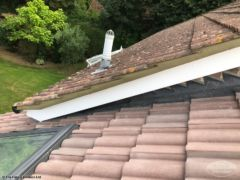 Roof verge re-construction
