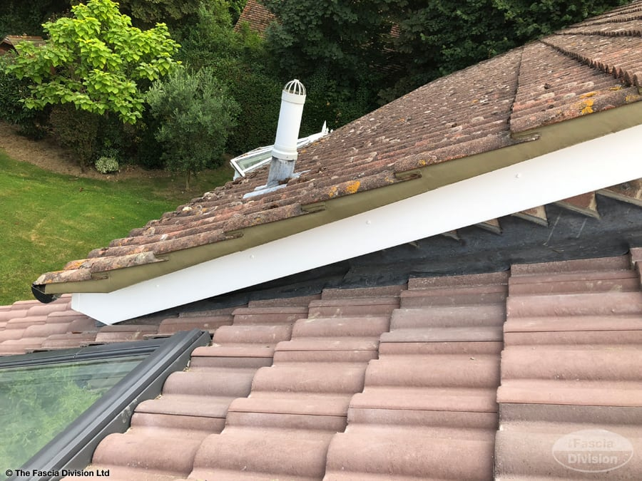 Repoint The Roof Verges On Detached House In Chichester