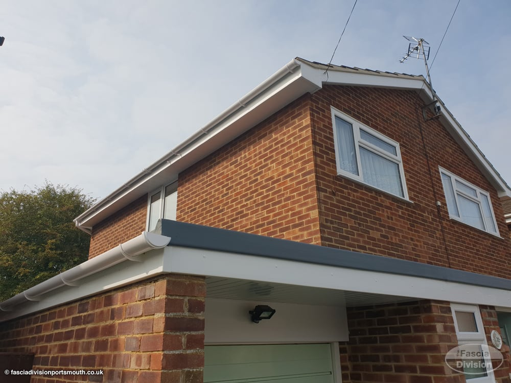 replace garage flat roof with new GRP roof