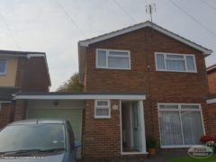 Replacement fascias, soffits and guttering in white UPVC