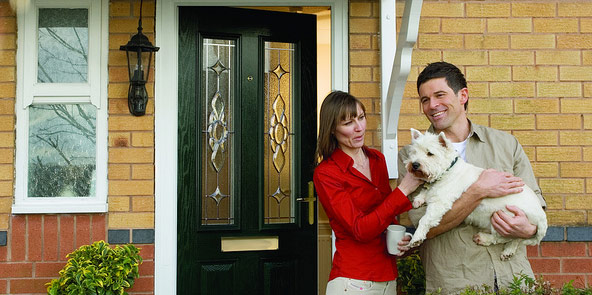 Chatsworth composite door
